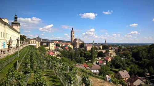 Kostel sv. Jakuba s vinicemi pod jezuitskou kolejí